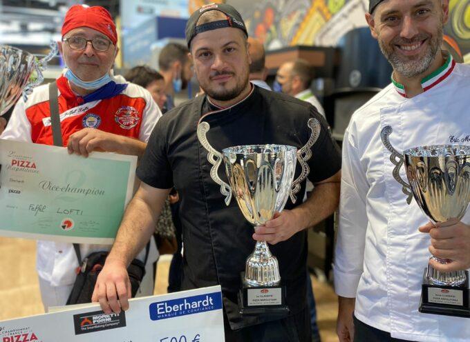 Podium championnat napolitaine